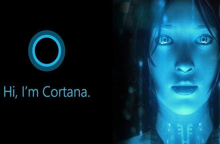 Cortana náhled