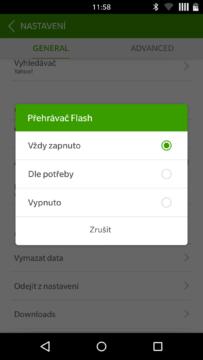 Jak rozběhat Adobe Flash (2)