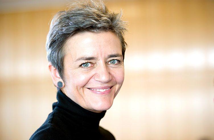Margrethe Vestagerová - Komisařka pro hospodářskou soutěž EU