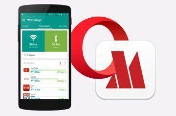 Opera Max: Šetření dat dostalo další vylepšení