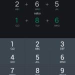 Oppo R7 dialer