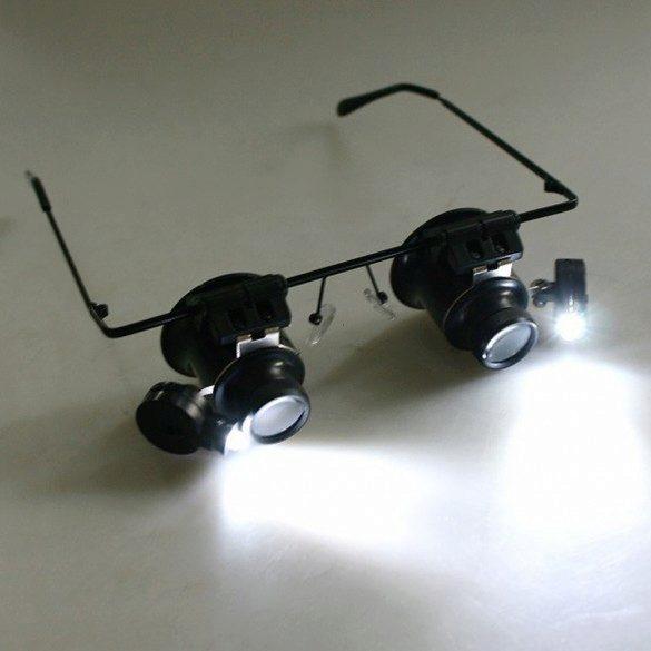 Přibližovací brýle