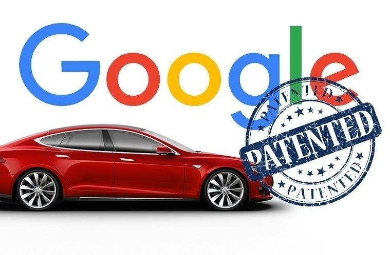 Patent Googlu – náhleďák