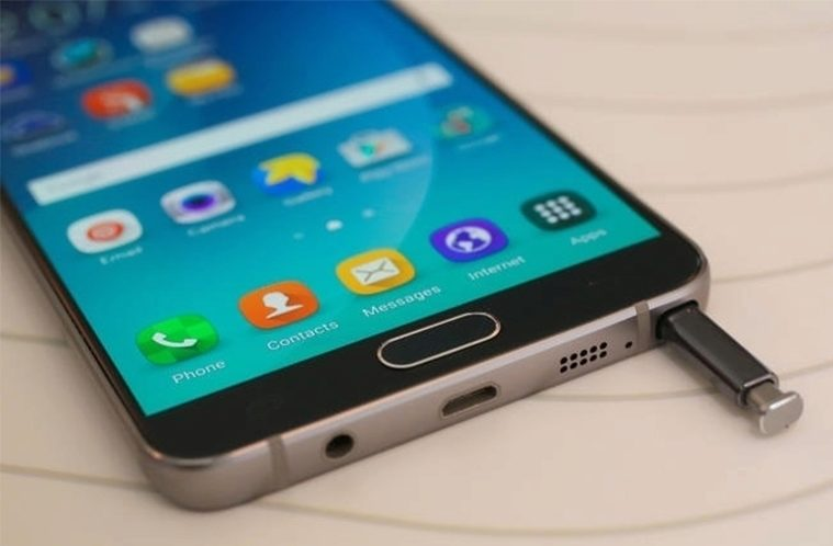 Samsung Galaxy Note 5 – náhleďák