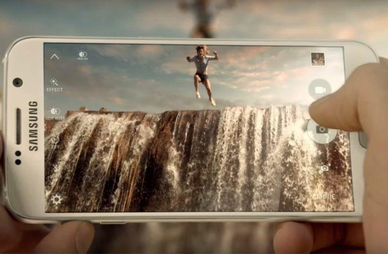 Samsung – náhleďák