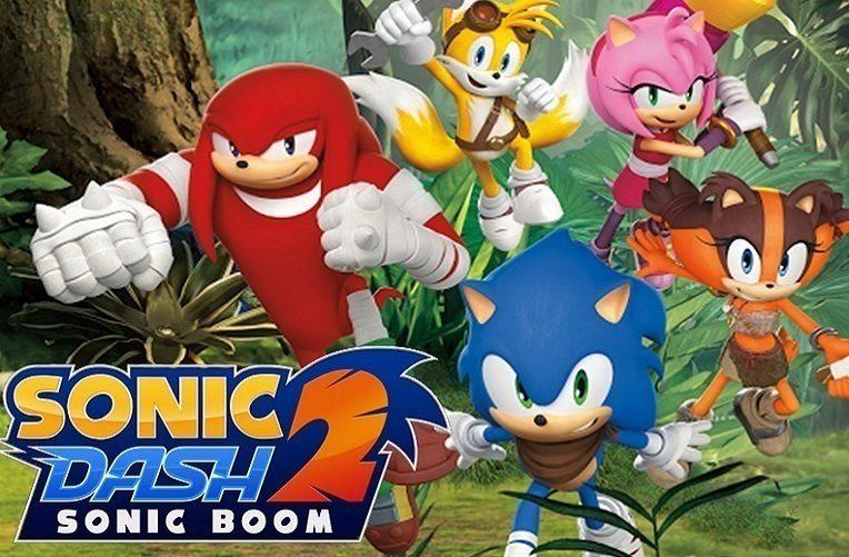 Sonic Dash 2 – Náhled