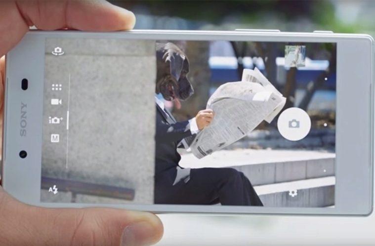 Sony Xperia Z5 – náhleďák