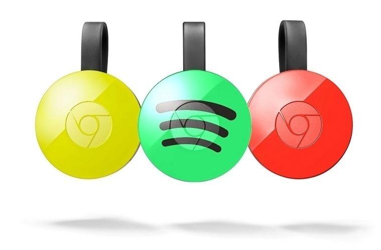 Spotify a Chromecast