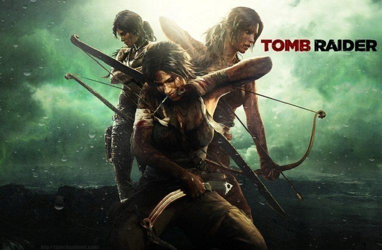 Tomb Raider Náhled