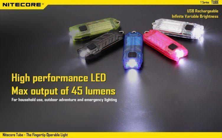 USB svítilna
