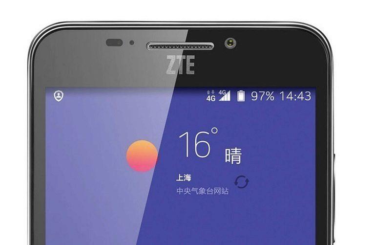 ZTE 3C levný smartphone