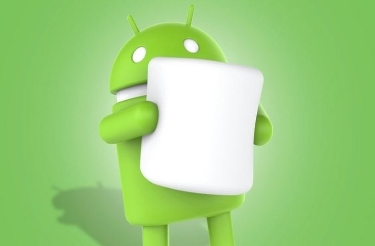 android 6 marshmellow hlavni