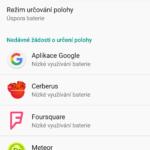 android 6 nexus 5 spotřeba baterie