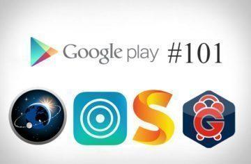 Nejnovější Android aplikace z Google Play #101 – Skvělý 3D Launcher, snadná synchronizace a další