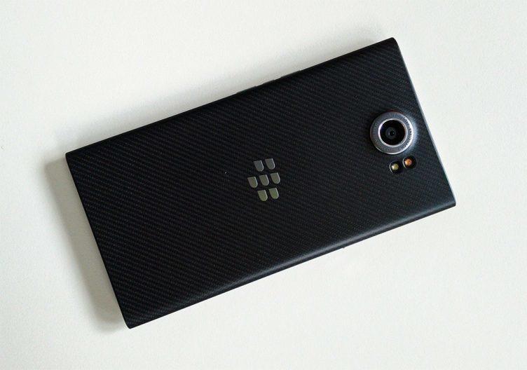 blackberry priv zadek
