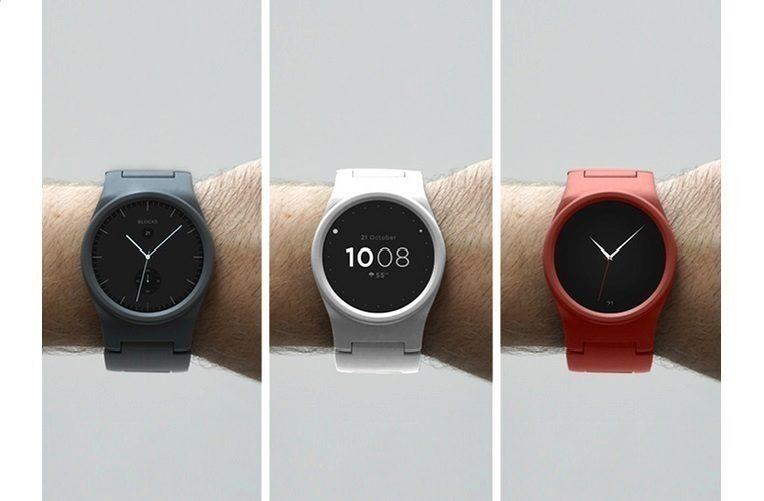 blocks chytré hodinky nahled