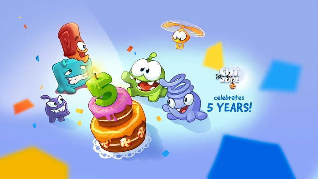 cut the rope magic Zeptolab