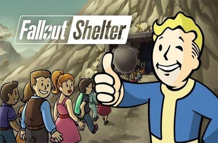 fallout shelter hlavni