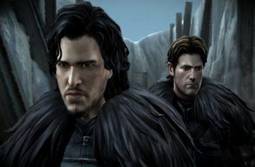 Game of Thrones: Stáhněte si první epizodu hry zdarma!