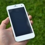 GSmart Guru G1 –  přední strana telefonu (2)