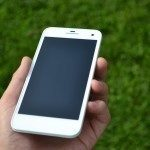 GSmart Guru G1 –  přední strana telefonu (3)