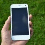 GSmart Guru G1 –  přední strana telefonu (4)