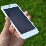 GSmart Guru G1 –  přední strana telefonu (5)