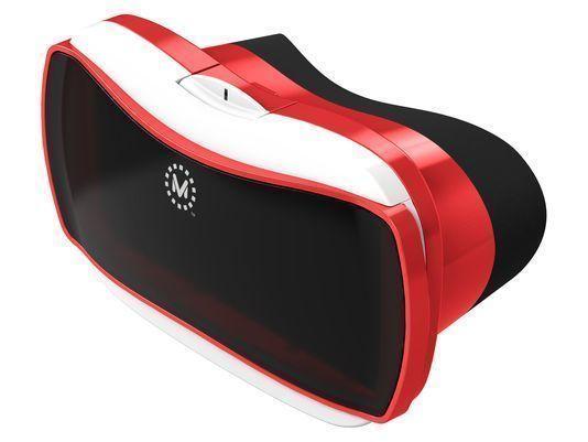 Komerční prohlížeč virtuální reality