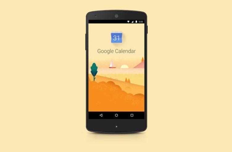 Kalendář Google doplňuje k vybraným událostem ilustrační obrázky