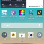 LG G3s – prostředí systému Android (3)