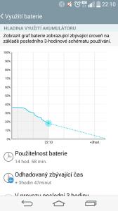 LG G3s - výdrž při intenzivním používání (1)