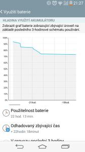 LG G3s - výdrž při intenzivním používání (2)