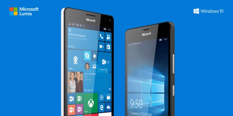 lumia 950 xl vs android