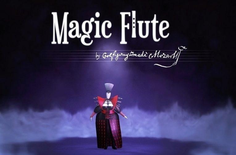 magic flute hlavni