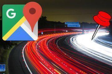 Mapy Google – navigace konečně i offline