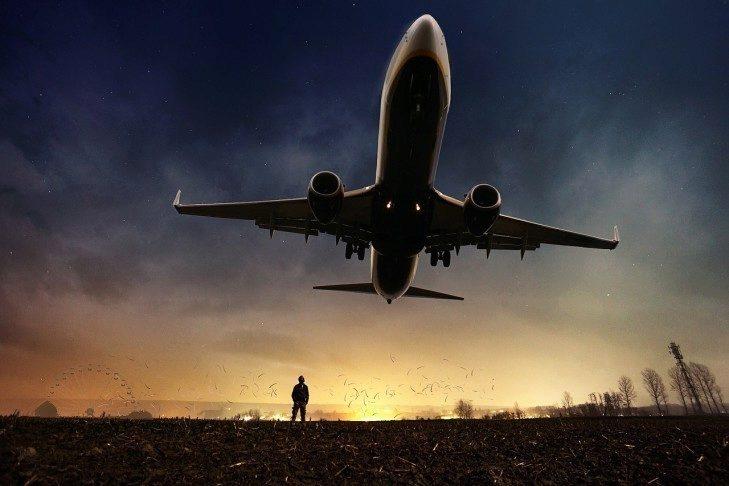 Víte, co se děje na blízkém letišti?