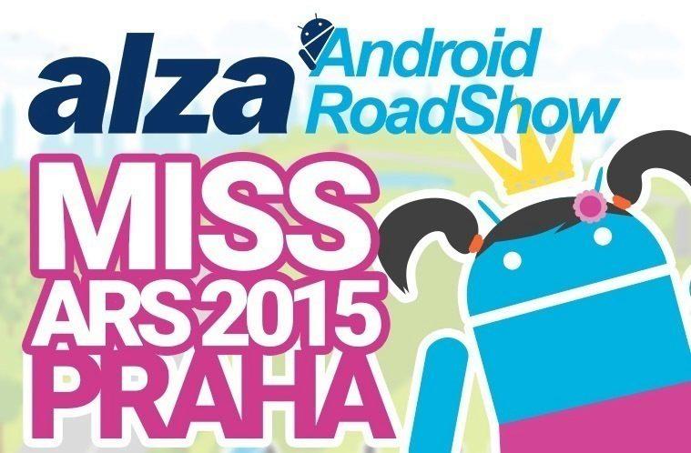 Které dívky z pražské RoadShow jsou nejkrásnější  (hlasování Miss Alza Android  RoadShow 2015) de924c6b1e
