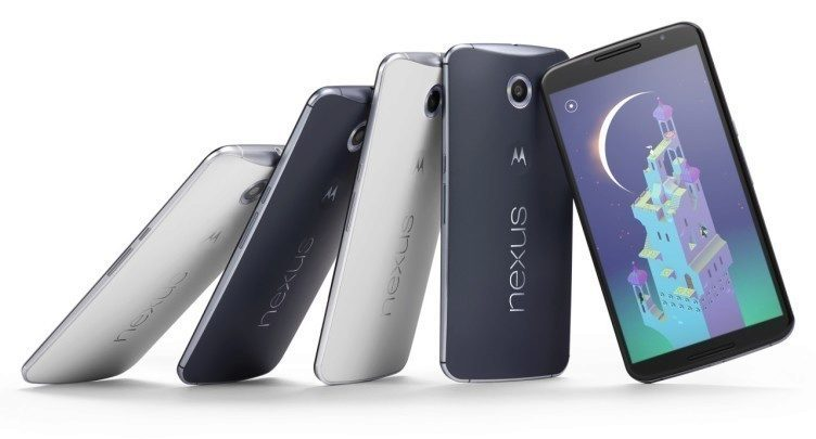 Motorola Nexus 6 3