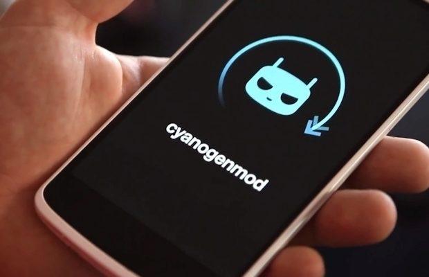 práce na cyanogenmod 13