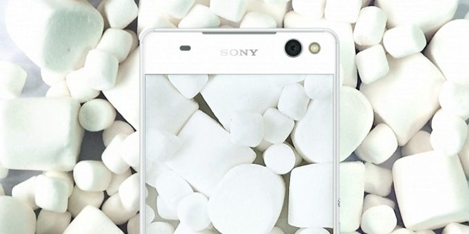 sony marshmellow android 6