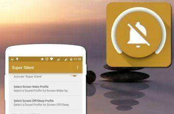 Super Silent: Ovládněte tichý režim v Androidu