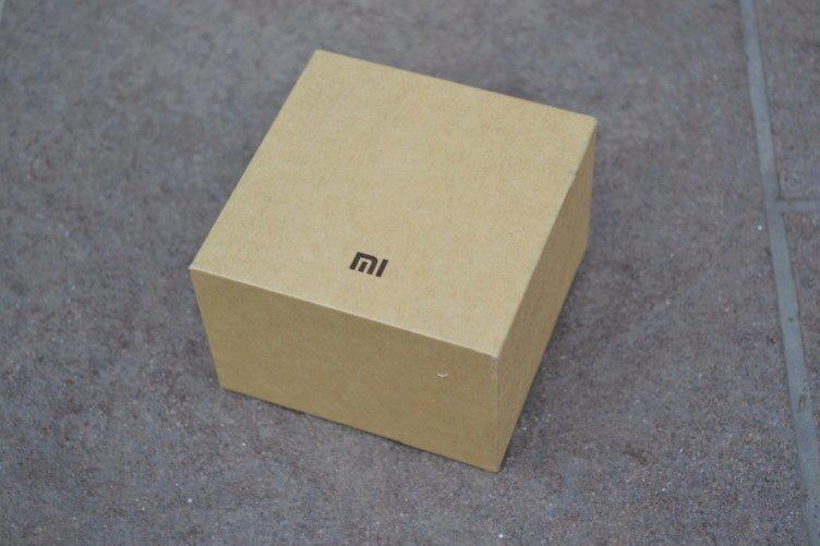 Krabička v tradičním stylu Xiaomi