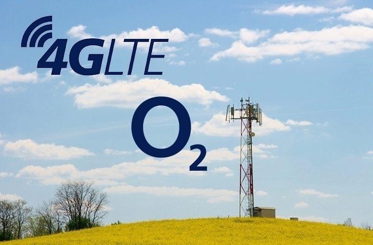 4G vysíláč O2 – náhleďák