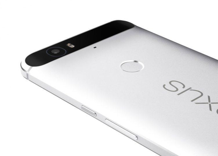 Mikrofon pro zachytávání okolního hluku na telefonu Nexus 6P