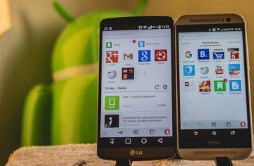 Prohlížeč Opera předhání konkurenci, nabídne kompresi videa