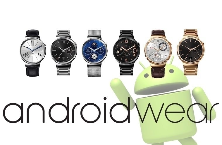 Android Wear – náhleďák