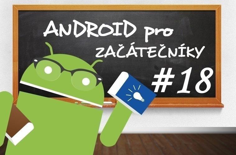 android pro začátečníky