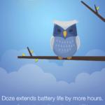Aplikace doze baterie (2)