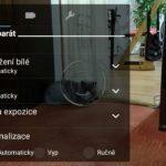 Asus ZenFone 2 Laser – fotoaparát – nastavení pro focení