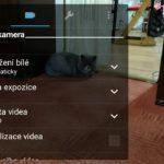 Asus ZenFone 2 Laser – fotoaparát – nastavení pro video
